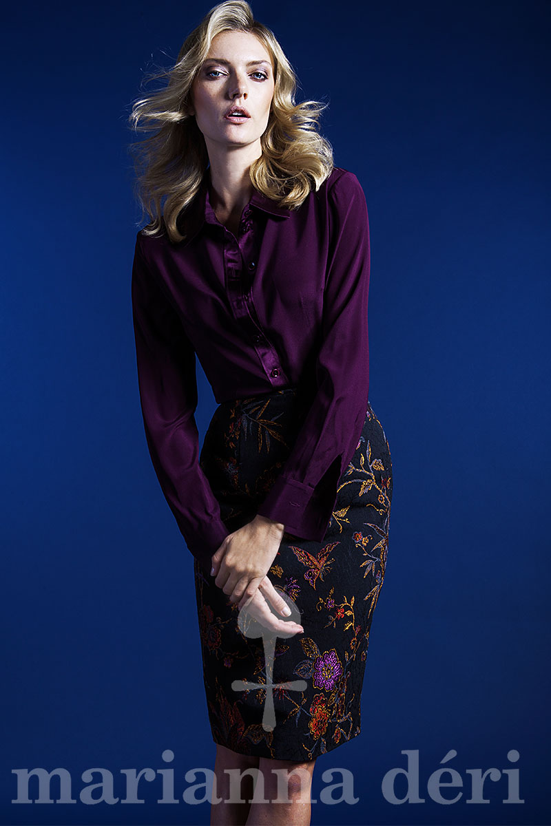 MARIANNA DERI LOOKBOOK AUTUMN/WINTER
