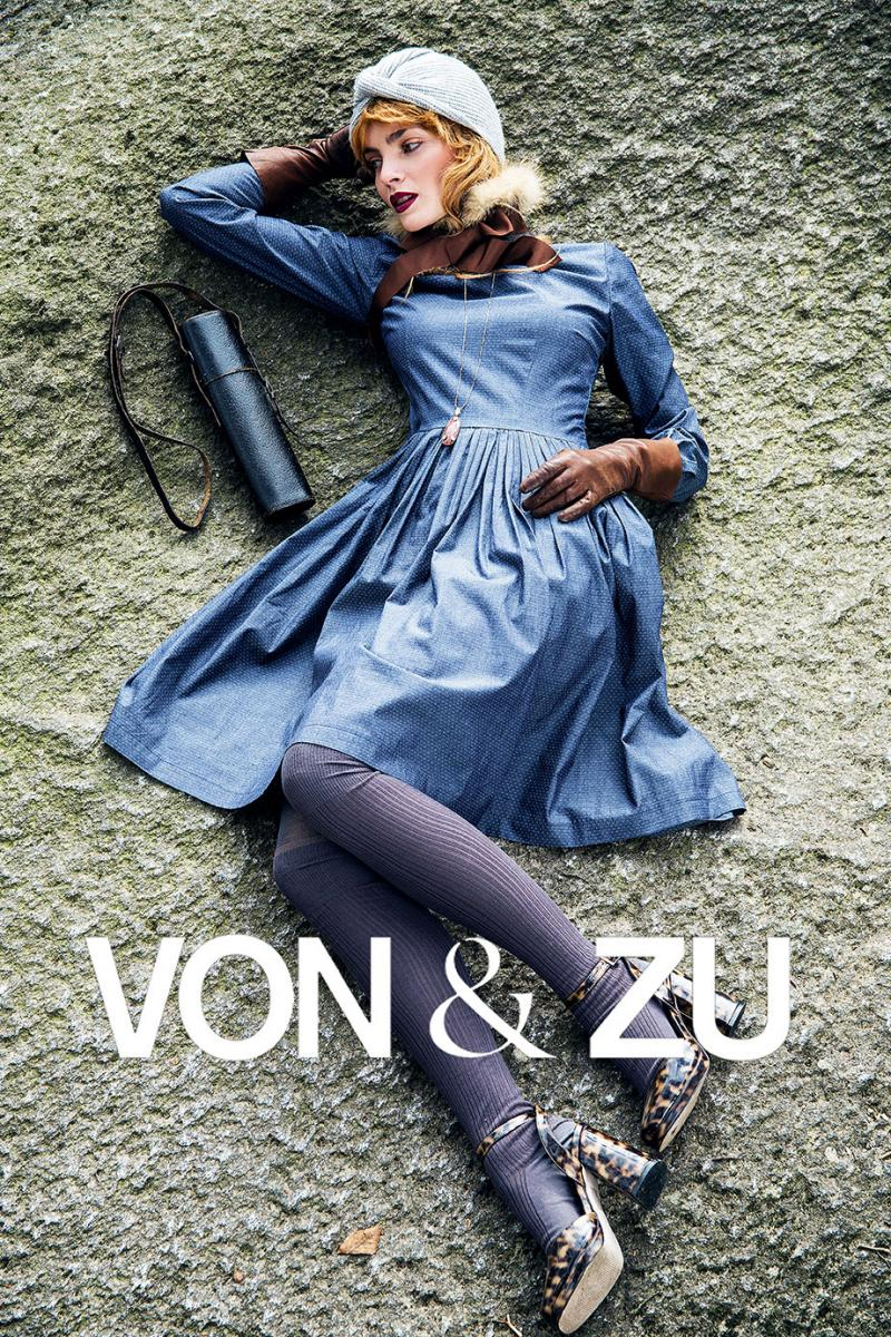 VON & ZU LOOKBOOK AUTUMN/WINTER